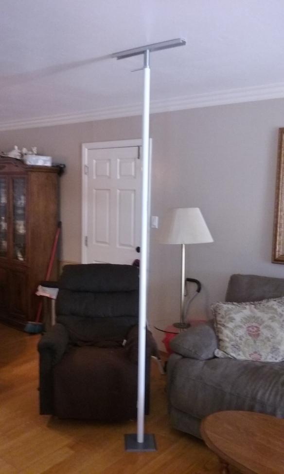Vertical Transfer Pole