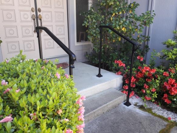twin railings